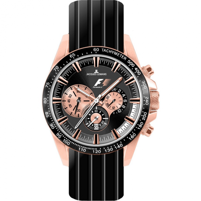 Jacques Lemans Formula 1 Race Chrono F-5022G