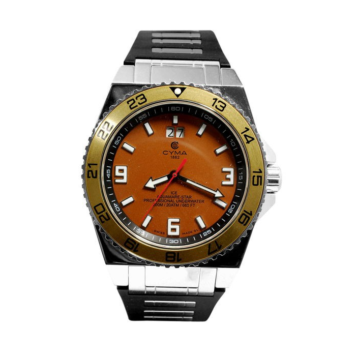 Cyma Ice Aquamare Star C9516
